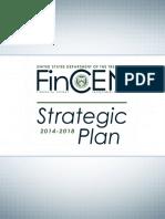 U.S. Department of Treasury Financial Crimes Enforcement Network (FinCEN) Strategic Plan 2014-2018