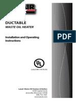 DHI 300 Manual