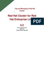 Cluster Administration RHEL5-2