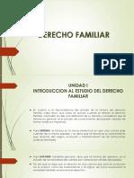 Diapositivas Derecho Familiar