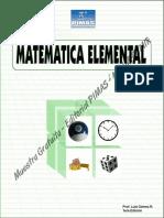 10° Matematica Elemental Precalculo Vol. I (digital para el colegio)_unlocked