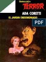 Coretti Ada - El jardin endemoniado.epub
