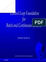 Control Loop Foundation Batch and Continuous Rev d