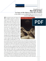 Review of Hadot's The Veil of Isis