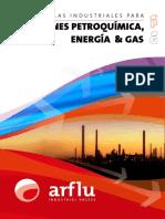 Arflu Divisiones Petroquimica Energia Gas