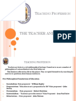Teaching Profession This One2