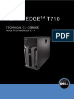 Server Poweredge r710 Tech Guidebook | Central Processing Unit