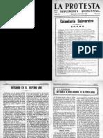 Suplemento Semanal de La Protesta, n. 276, de 1928