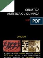 História Da Ginástica Olímpica