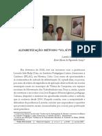 2009 Alfabetizacao MetodoYoSiPuedo LeonelaDiaz