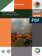 practica segura incendios forestales