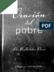 Oracion Del Pobre Diario v2 Sidur Kabdalistico