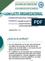 CONFLICTO ORGANIZACIONAL2