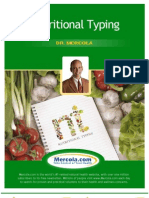 Nutritional Typing