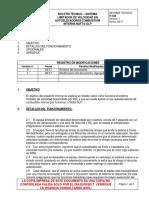 Boletín Técnico-Limitadores de Velocidad