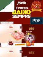 Ofertas de final de semana Super Muffato Foz do Iguaçu 09-02