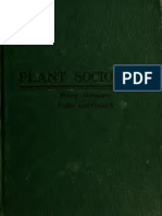 Plant Sociology St 00 Bra u