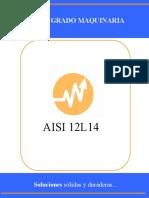 AISI 12L14