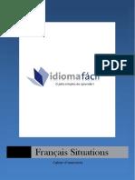 Exercícios Francês II Amostra