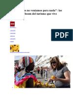 Boom Del Turismo Colombia 2017a