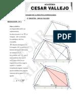 Geometría ACV, práctica domiciliaria (3er boletín) / 2010