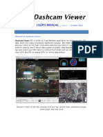 Dashcam Viewer Users Manual