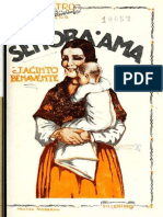 Benavente, Jacinto - Senora Ama