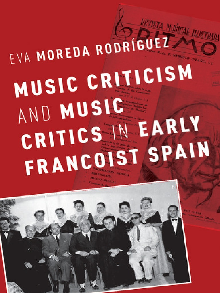 Currents In Latin American Iberian Music Moreda Rodríguez