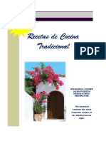 Proyecto Recetas Ingles