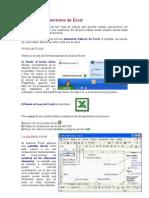 SEMANA 1 Introduccion Elementos Excel