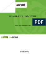 002 - Cifras Sectoriales – 2013 Septiembre - Industria Nacional