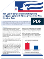 Report-BayArea Special Ed Early Ed