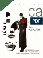 Echeverri, J. E. y Zuluaga, O. L. - Campo Intelectual y Campo Pedagógico