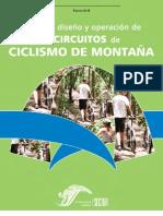 Guia para el diseño y operación de rutas y circuitos de ciclismo de montaña