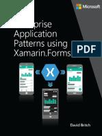 Enterprise Application Patterns Using XamarinForms
