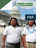 Tejiendo Alianzas Para La Diplomacia Indigena Ejercicios de Buenas Practicas La Experiencia de La Organizacion Nacional Indigena de Colombia Onic 2006 2012