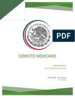 Ejercito Mexicano