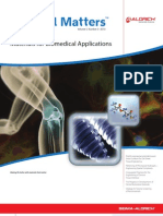 Materials for Biomedical Applications - Material Matters v5v3 2010