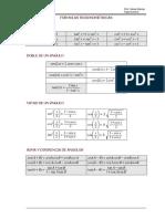 Formulas Trigonometricas
