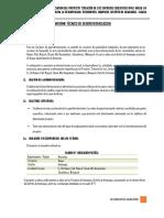 2 Informe Técnico de Georreferenciacion Aramango