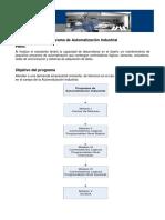 Programa de Automatización Industrial