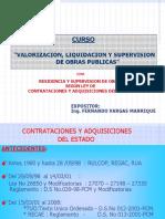 Residencia y Supervision de Obras