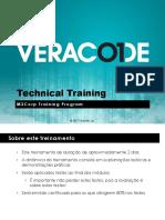 Treinamento Veracode V5.2 Export