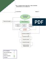 Flujograma de La Estructura Orgánica Del Partido Roldosista Ecuatoriano