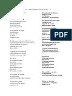 Datos Del Castellano