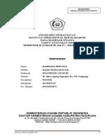 Instrumen Monitoring Bos Ma 1 2016 Bambang