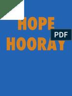 Elmo Hope_Hope Hooray
