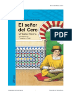 El Senor Del Cero Maria Isabel Molina Llorente