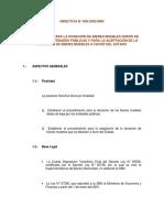 Directiva 009 2002 SBN