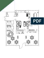 1st Floorplan Model
